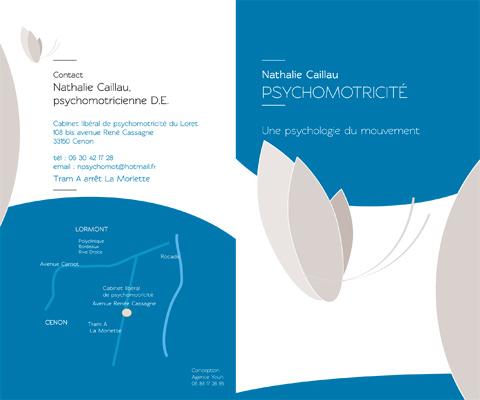 Conception Et Design Graphique Cabinet De Psychomotricite