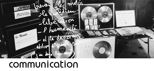 communication d'entreprise, marketing, relation presse, relations publique