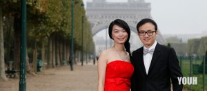 Mariage France Chine