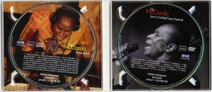 CD & DVD Liz McComb illustration photo Yannick RIBEAUT